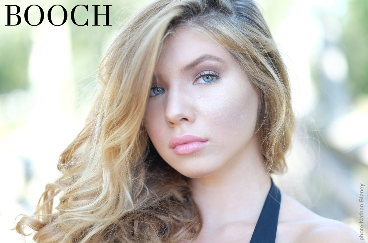 BOOCH O'Connell - Actress, Model, Recording Artist, Songwriter